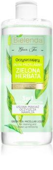 Bielenda Green Tea apa pentru  curatare cu particule micele