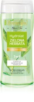 Bielenda Green Tea lozione tonica idratante per pelli grasse e miste