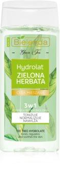 Bielenda Green Tea зволожуючий тонік для комбінованої та жирної шкіри