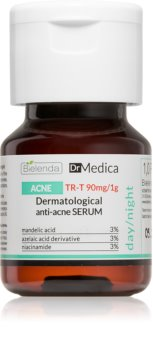 Bielenda Dr Medica Acne Facial Serum Controlling Sebum Production and Acne