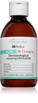 Bielenda Dr Medica Acne dermatologiczna emulsja oczyszczająca do skóry tłustej ze skłonnością do trądziku