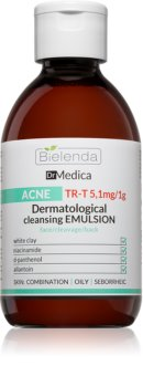 Bielenda Dr Medica Acne dermatološka emulzija za čišćenje za masno lice sklono aknama