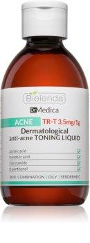 Bielenda Dr Medica Acne lotion tonique visage pour peaux grasses sujettes à l'acné