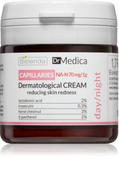 Bielenda Dr Medica Capillaries Cream Against Skin Redness and Spider Veins