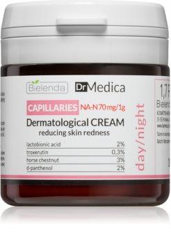 Bielenda Dr Medica Capillaries crema anti-arrossamento e anti vasi dilatati