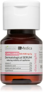 Bielenda Dr Medica Capillaries serum za obraz za krepitev drobnih žilic in redukcijo rdečice
