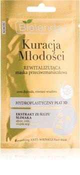 Bielenda Youth Therapy masque en tissu revitalisant visage