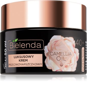 Bielenda Camellia Oil crema antirughe di lusso 40+