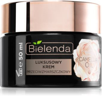 Bielenda Camellia Oil луксозен крем против бръчки 40+