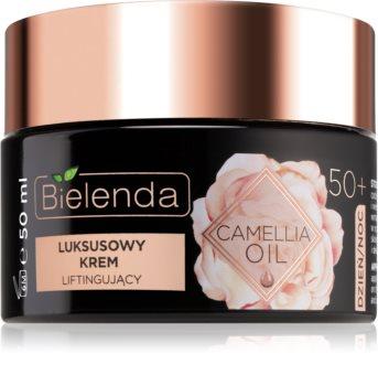 Bielenda Camellia Oil Liftingcreme für Tag und Nacht 50+