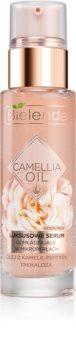 Bielenda Camellia Oil verjüngendes Anti-Aging Serum mit Microperls