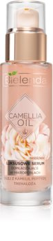 Bielenda Camellia Oil Rejuvenating Serum With Micro - Pearls