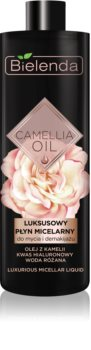 Bielenda Camellia Oil jemná čisticí micelární voda