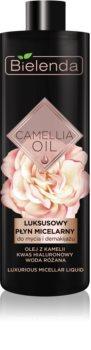 Bielenda Camellia Oil нежна почистваща мицеларна вода