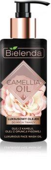 Bielenda Camellia Oil почистващо олио за лице