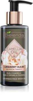 Bielenda Camellia Oil huile lavante visage