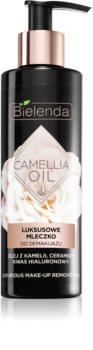 Bielenda Camellia Oil mlijeko za čišćenje i skidanje make-upa