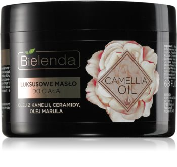 Bielenda Camellia Oil odżywcze masło do ciała