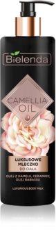 Bielenda Camellia Oil lotiune pentru ingrijirea corporala
