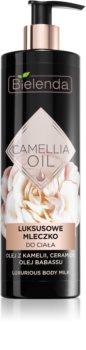 Bielenda Camellia Oil negovalni losjon za telo
