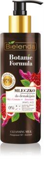 Bielenda Botanic Formula Pomegranate Oil + Amaranth Hautreinigungsmilch