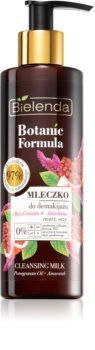 Bielenda Botanic Formula Pomegranate Oil + Amaranth čisticí pleťové mléko