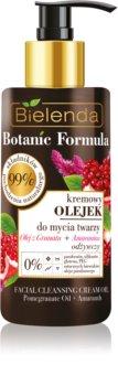 Bielenda Botanic Formula Pomegranate Oil + Amaranth olio detergente viso