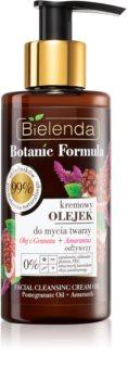 Bielenda Botanic Formula Pomegranate Oil + Amaranth čistilno olje za obraz