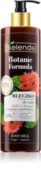 Bielenda Botanic Formula Ginger + Angelica lait corporel hydratant et raffermissant