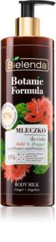 Bielenda Botanic Formula Ginger + Angelica hydratační a zpevňující tělové mléko