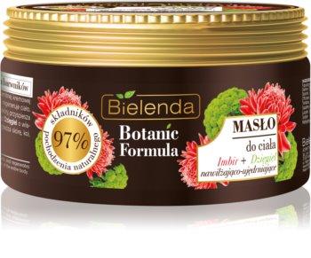 Bielenda Botanic Formula Ginger + Angelica βούτυρο σώματος