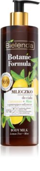 Bielenda Botanic Formula Lemon Tree Extract + Mint nährende Body lotion