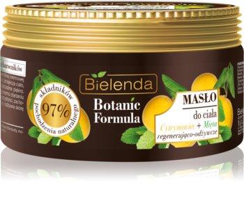 Bielenda Botanic Formula Lemon Tree Extract + Mint unt pentru corp, hranitor