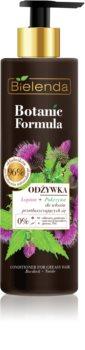 Bielenda Botanic Formula Burdock + Nettle Cleansing Conditioner For Oily Hair