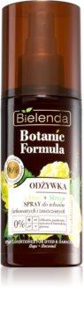 Bielenda Botanic Formula Hops + Horsetail regenerator u spreju bez ispiranja za oštećenu i obojenu kosu