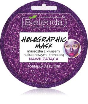 Bielenda Holographic Mask hydratační maska s kyselinou hyaluronovou