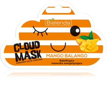 Bielenda Cloud Mask Mango Balango masca energizanta pentru piele
