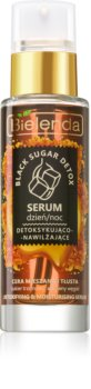 Bielenda Black Sugar Detox detoxikační čisticí sérum