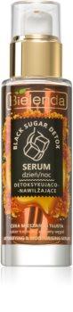 Bielenda Black Sugar Detox razstrupljevalni čistilni serum