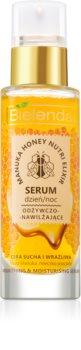 Bielenda Manuka Honey hloubkově vyživující a hydratační sérum