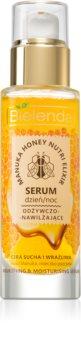 Bielenda Manuka Honey глибоко поживна та зволожуюча сироватка