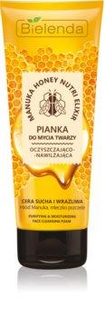 Bielenda Manuka Honey oczyszczająca pianka do twarzy