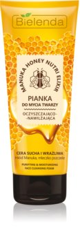 Bielenda Manuka Honey pjena za čišćenje lica