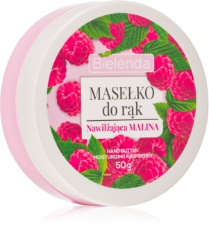 Bielenda Hand Butter Moisturizing Raspberry Butter for Hands
