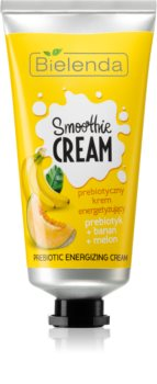 Bielenda Smoothie Prebiotic + Banana + Melon poživitvena krema