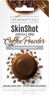 Bielenda Skin Shot Coffee Powder Peeling Mask for Oily and Combination Skin