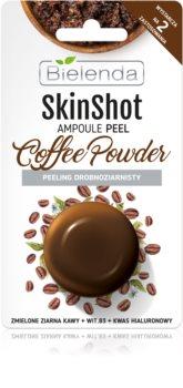Bielenda Skin Shot Coffee Powder Peeling Masker  voor Gemengde en Vette Huid