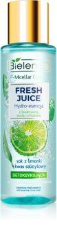 Bielenda Fresh Juice Lime Gezichts Essentie  voor Gemengd tot Vette Huid