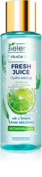 Bielenda Fresh Juice Lime есенция за лице за комбинирана към мазна кожа