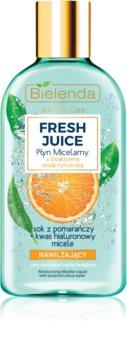 Bielenda Fresh Juice Orange хидратираща мицеларна вода